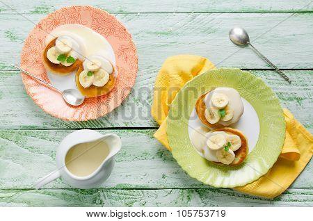 Pancakes. Shrove Tuesday
