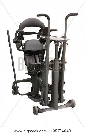 Verticalizer for the rehabilitation of patients
