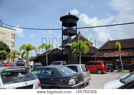 Kampung Laut Mosque at Nilam Puri Kelantan, Malaysia