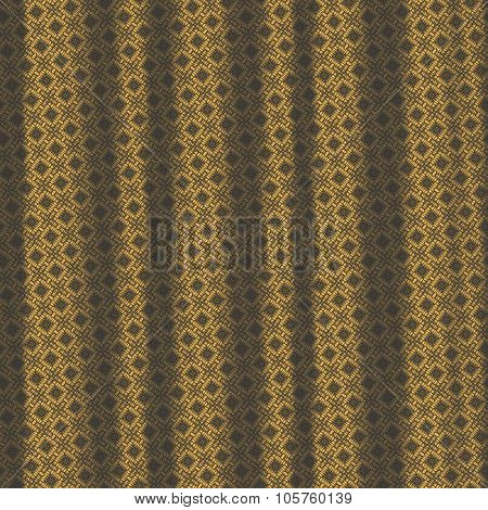Brown Pattern Drapery Seamless Background Texture.