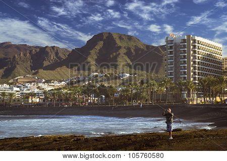 Playa De Las Americas, Tenerife, Canary Islands, Spain