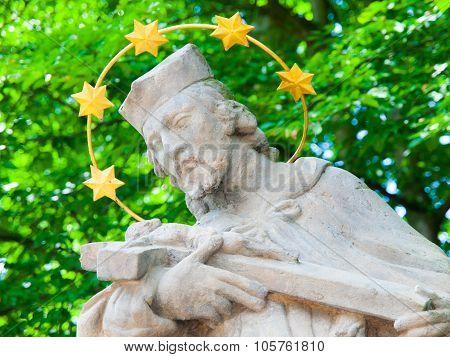 Statue of saint