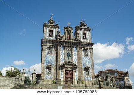 Europe Portugal Porto Igreja De Santa Clara Church