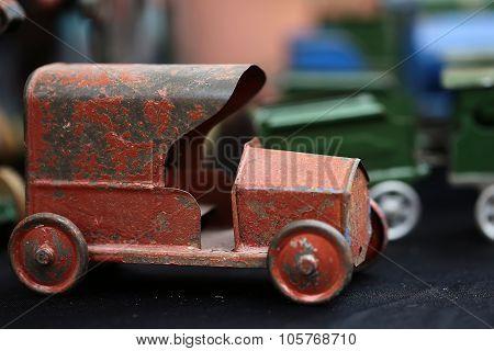 Retro Car Model