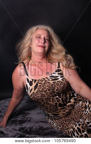 Woman In Her Fifties
