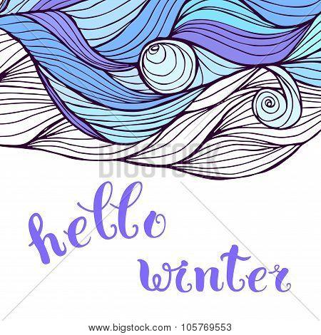 'hello Winter
