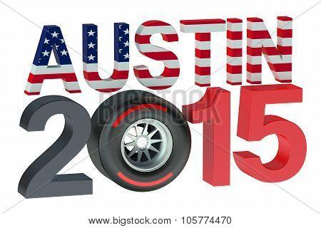 Austin Race 2015