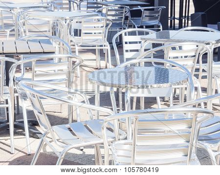 Seats Metallic Reflection