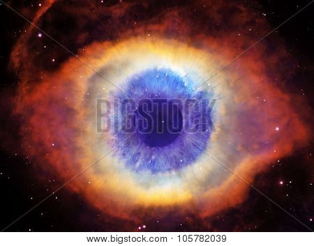 God's Eye (Helix Nebula)