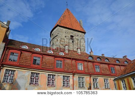 Tower of Toompea Castle