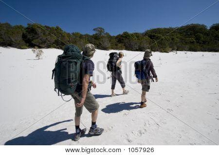 Three Hikers In Australia 5