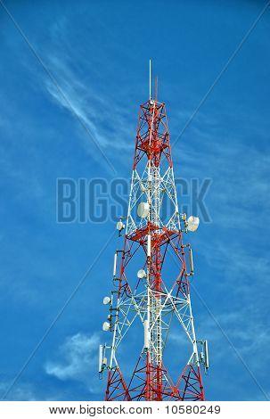 Communications Mast Hua Hin