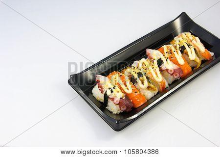 Japanese Food Sushi