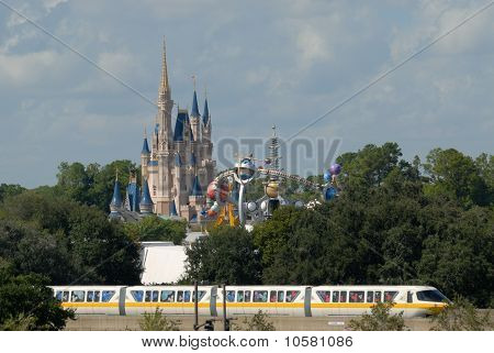 disney world magic kingdom
