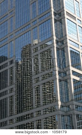 Reflective Skyscraper