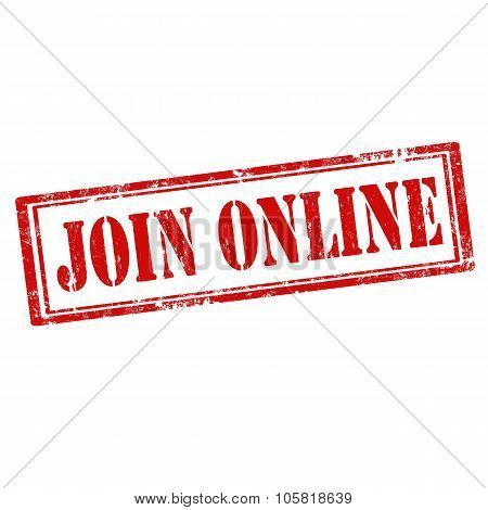 Join Online-stamp