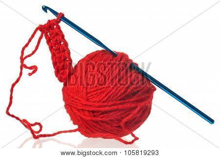 Knitting Spokes