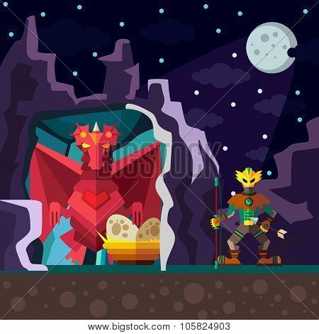 Dragon Cave.