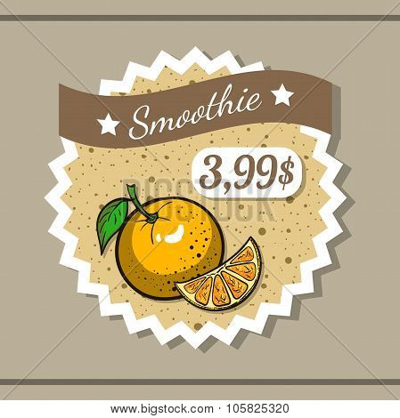 Smoothie Sticker 3