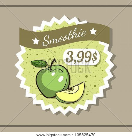 Smoothie Sticker 10