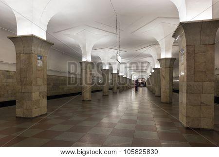 Kropotkinskaya Metro