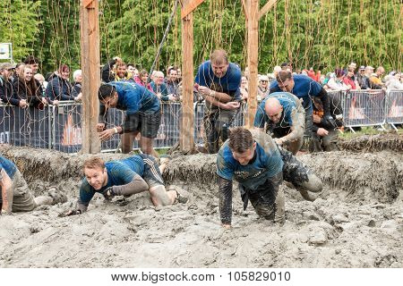 Tough Mudder 2015: Shocking