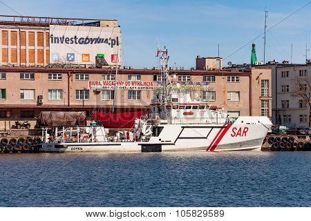 Sar - Rescue Boat