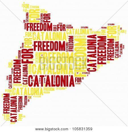 Freedom For Catalonia.