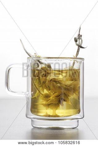 greek herb tea