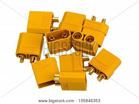 Electronic Collection - Low Voltage High-power Connector Industrial Standard - Xt90