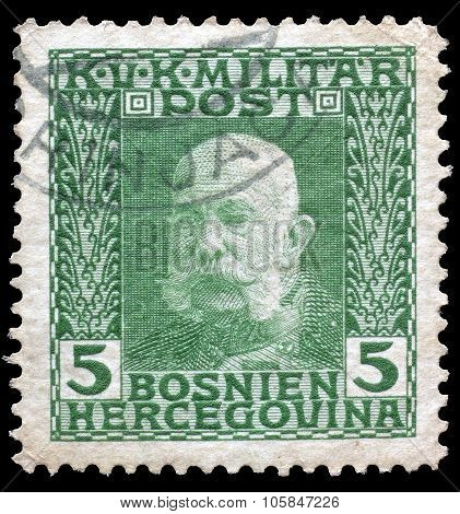 Bosnia and Herzegovina 1912