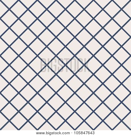 Seamless pattern with cross lines.