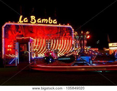 La Bamba Forfar.