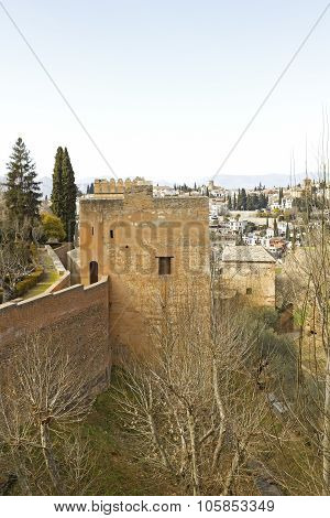 Peak Tower, Alhambra
