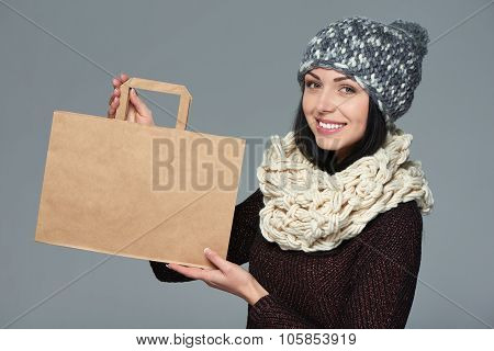 Holidays sale, shopping, Christmas concept