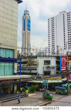 The Tallest Building In Bangkok, Baiyoke Sky
