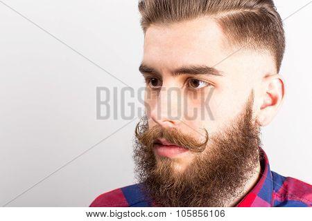 Fancy Mustache