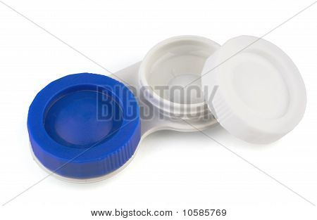 Contact Lens In Case
