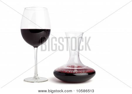 Serve Red Wine