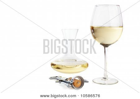 White Wine Set