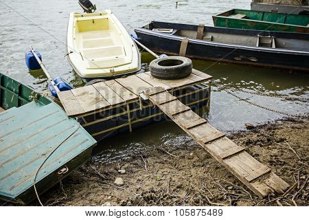 Small Harbor For Small Boats