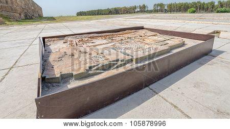 Persepolis entrance model