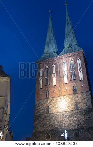 Nikolaikirche, Berlin