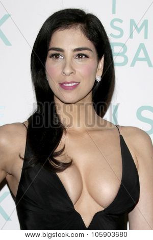 LOS ANGELES - OCT 21:  Sarah Silverman at the