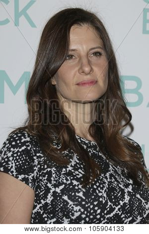 LOS ANGELES - OCT 21:  Mia Barron at the