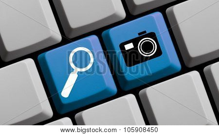 Search For Photos Online