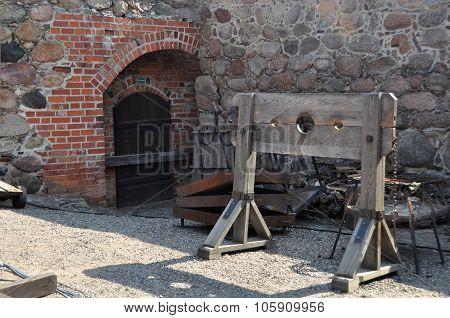 Instrument Torture