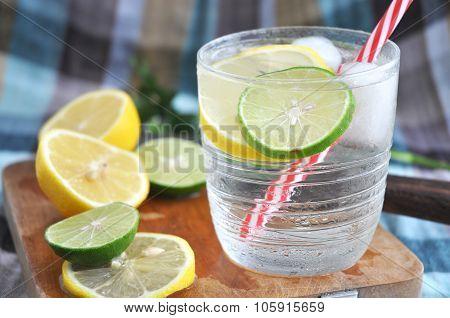 Fresh Lemon Drink