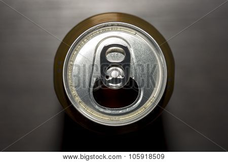 Opened Beer Can