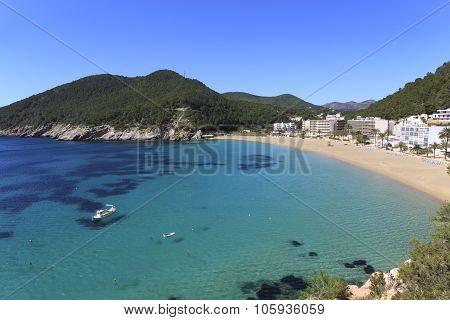 Cala De Sant Vicent, Ibiza Spain, Eivissa
